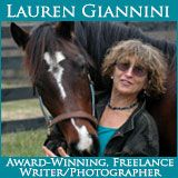 Lauren Giannini photographer and writer