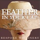 Janet Sidewater Custom Millinery Feather in Your Cap
