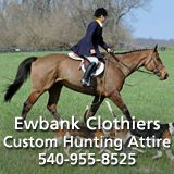Custom Hunt Attire Apparel at Ewbank Clothiers