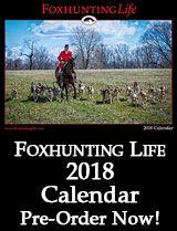 Foxhunting Life Calendar