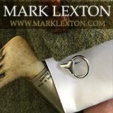 Mark Lexton Bit Cufflink