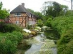 River Lambourn and East Garston Cottages