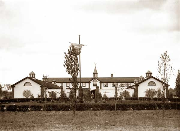 Huntland kennels, 1914