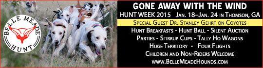 Belle Meade Hunt Week 2014