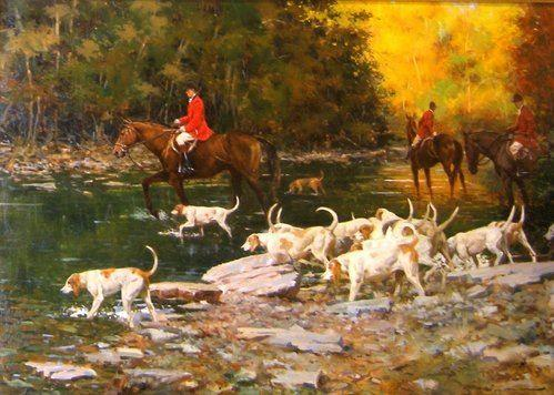 larry wheeler.crossing the creek