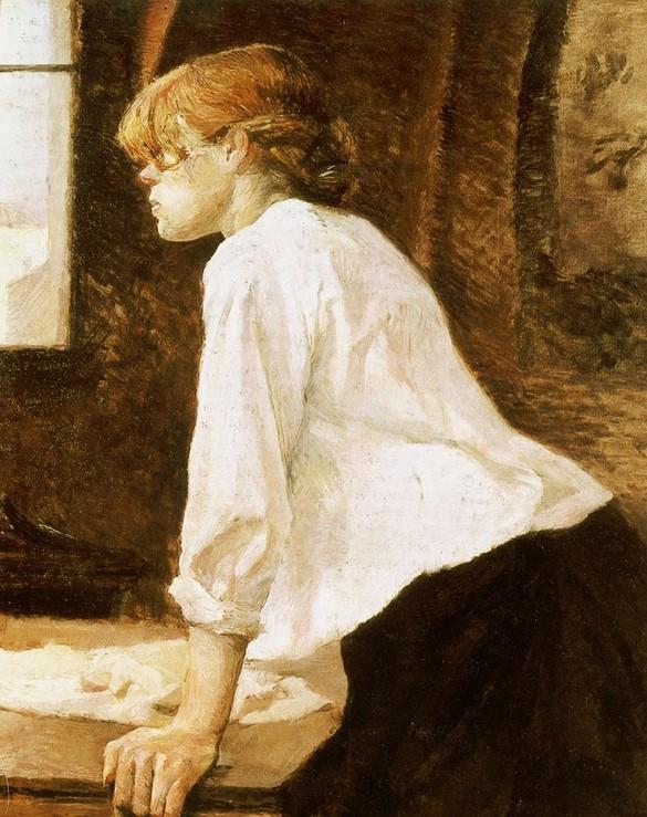 lautrec.the laundress