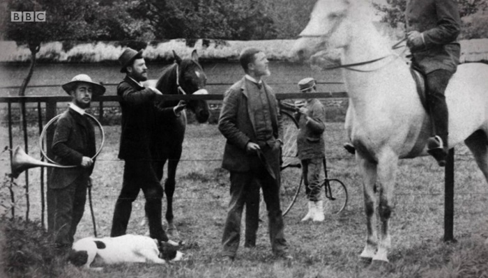 toulouse lautrec and horn