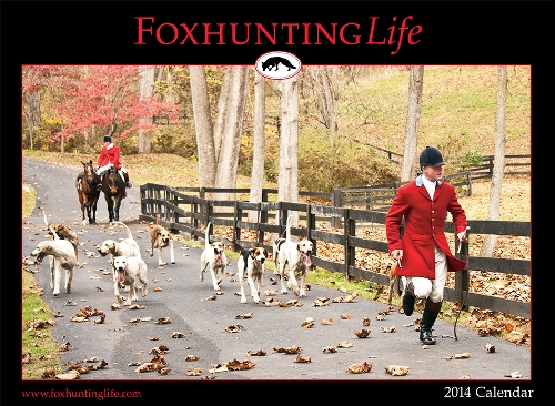 FNN-056-Foxhunt-Calendar 2013 Cover Digital