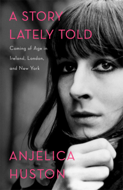 anjelica huston book