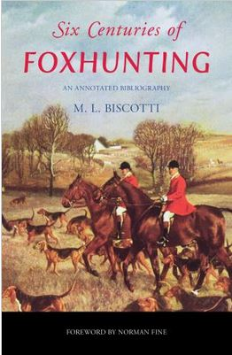 biscotti.six centuries fox hunting book review