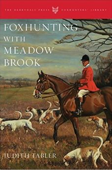 foxhunting with meadow brook.tabler