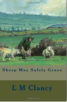 sheep may safely graze.clancy