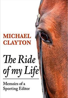 the ride of my life.clayton