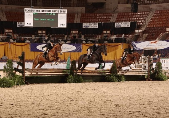 PA national horse show1