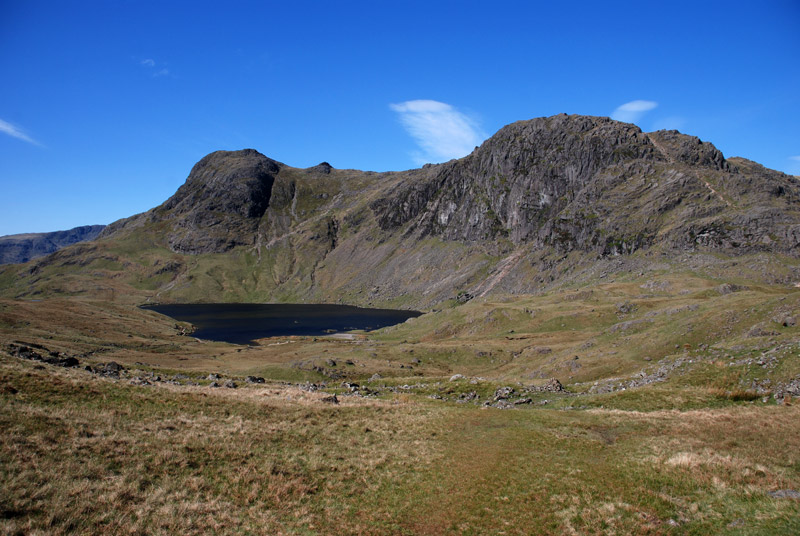 Harrison Stickle Pavey Ark and Stickle Tarn