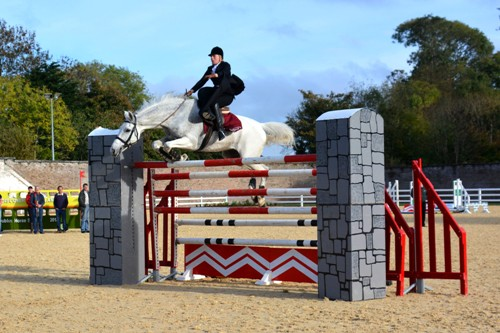 Susan Oakes jumping six feet four  half inches