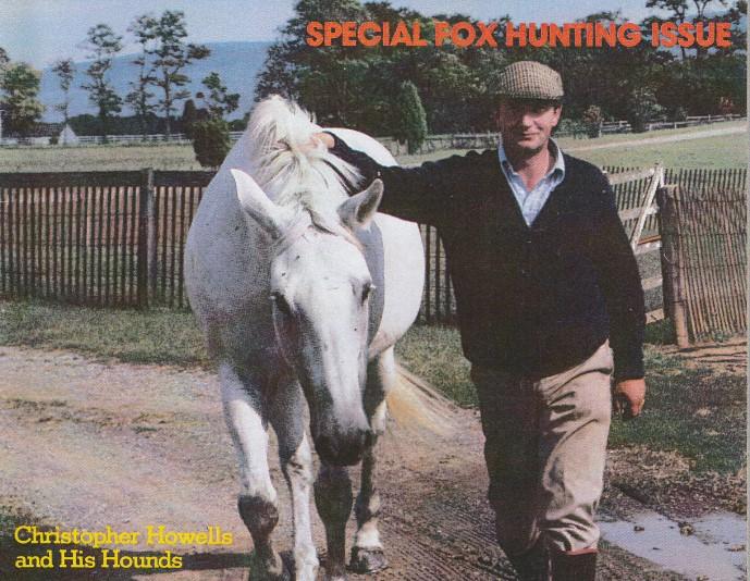chris howells.horse